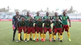 U17 Camerounais