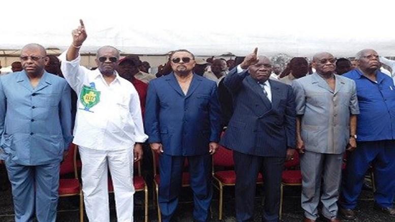 opposition radicale - Gabon : L'extrême esprit de l'opposition radicale vaut son extrême faiblesse.