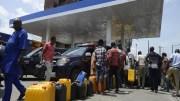 penurie de carburant à malabo