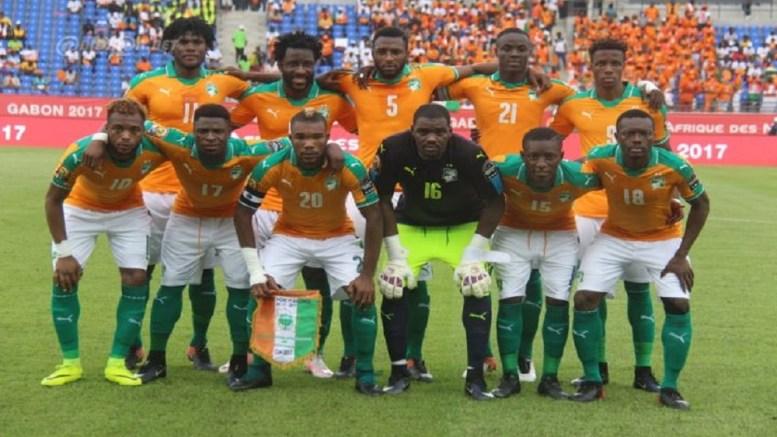 Côte d'Ivoire selection