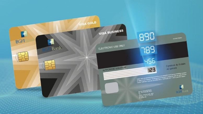 Carte BGFI Bank
