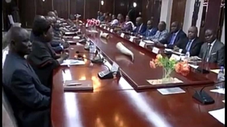 Centrafrique Ministres