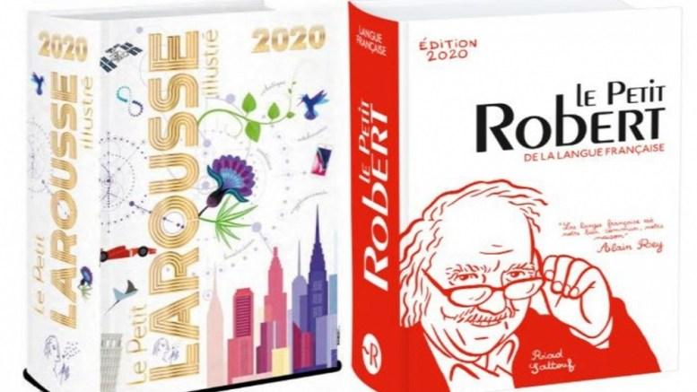Dictionnaire 2020