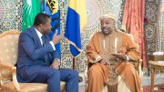 Les présidents Ali Bongo Ondimba et Faure Essozimna Gnassingbé
