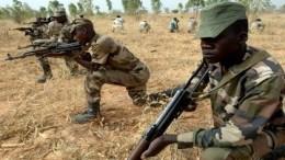 NIGER Soldats
