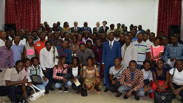 RDC étudiants