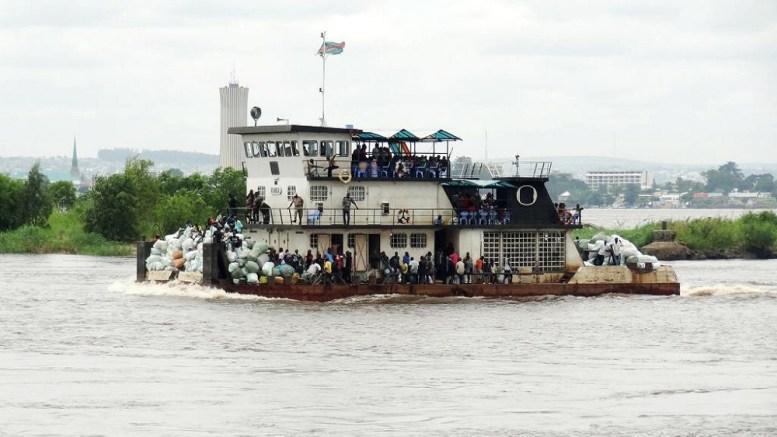RDC Naufrage