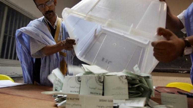 Election mauritanie