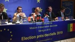 L'UE Senegal