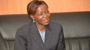 Louise Mushikiwabo à Libreville bb