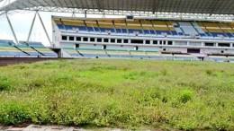 stade angondjé