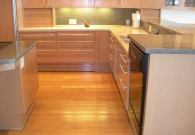 Raising Kitchen Base Cabinets