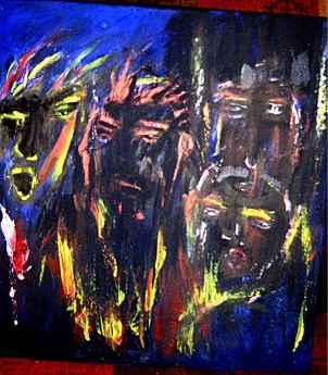 acryl/canvas 50x50