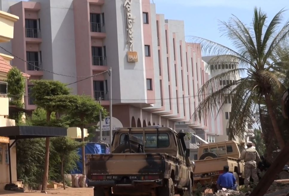 Siege on Radisson Blu Bamako