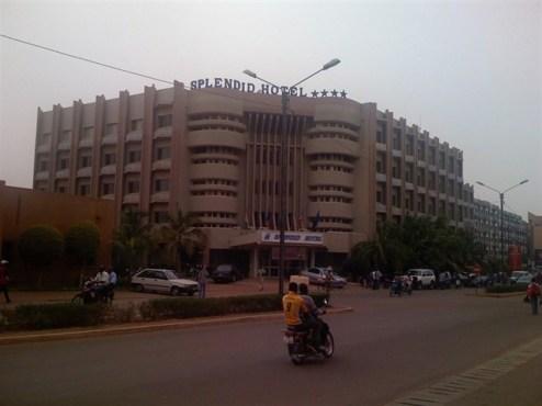 Splendid Hotel Ouagadogou