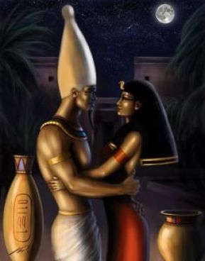 Isis& Osiris