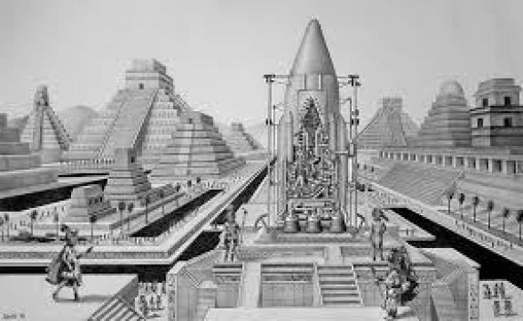 Abraham & The 2nd Anunnaki Pyramid War
