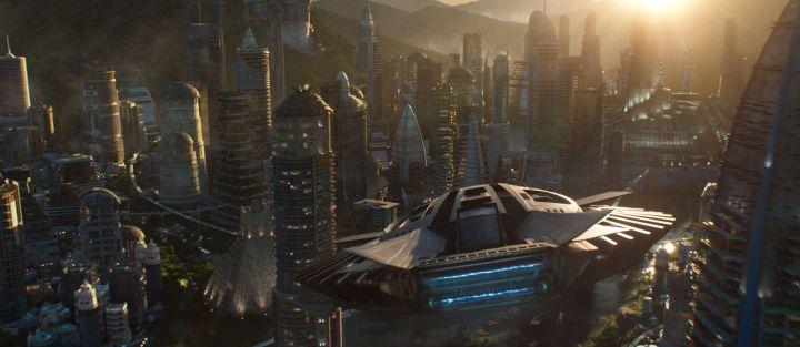 Anunnaki Chronicles: The Technology Of Wakanda's Ancient Alien Connections