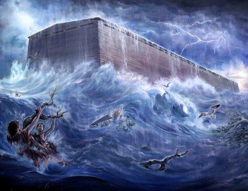 Anunnaki Chronicles: The Great Deluge (Noah's Flood) & Jerusalem's Origins