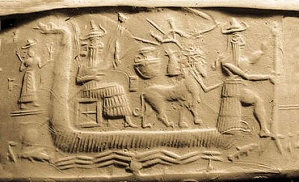 sumerian_ark_flood