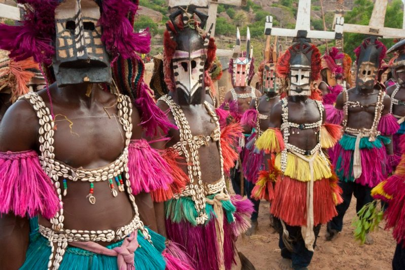 Image result for the dogon