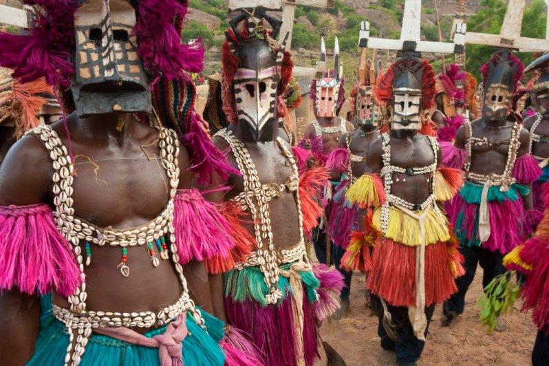 Mali's Dogon Tribe: The Anunnaki Connection