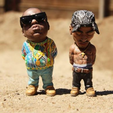 biggie and tupac in biggie and tupac who shot ya?