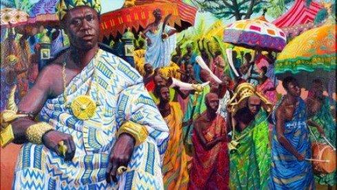 ashanti asante african empire