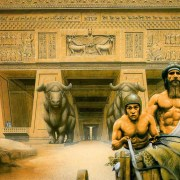 Summary of the epic of Gilgamesh Anunnaki Chronicles Archive