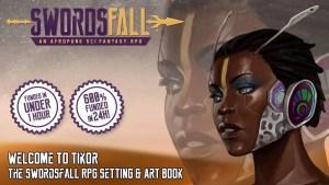 Swordsfall Afrofuturism