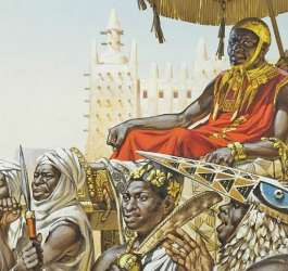 Mansa Musa Africa before Colonialism