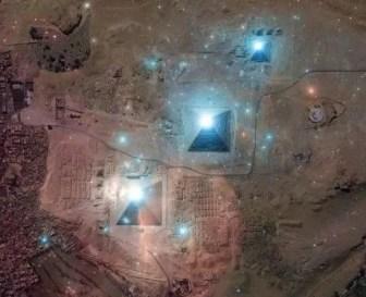 Giza Pyramids Orion Connection