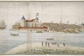 Elmina Castle Africans In America Middle Passage Slavery
