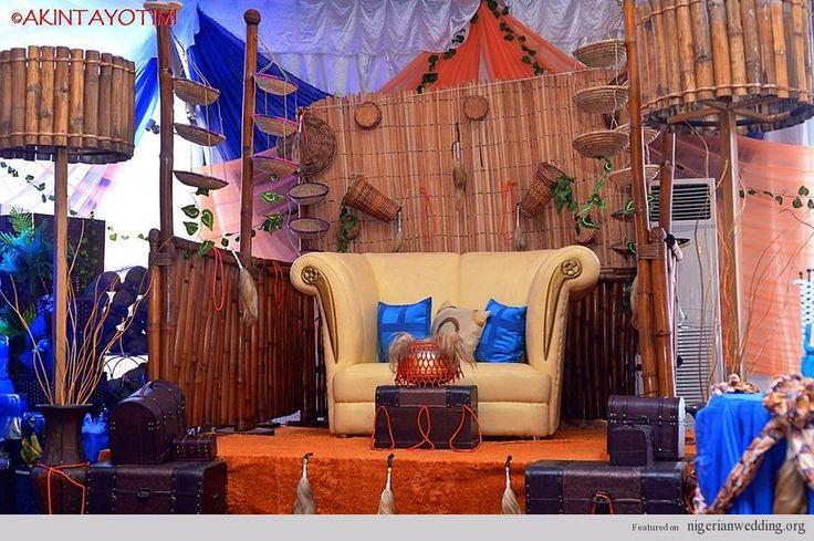 traditional african wedding decor!!! - Afrikan Makoti Media