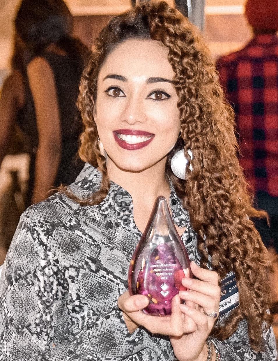 Nasreen Ali 🇰🇪