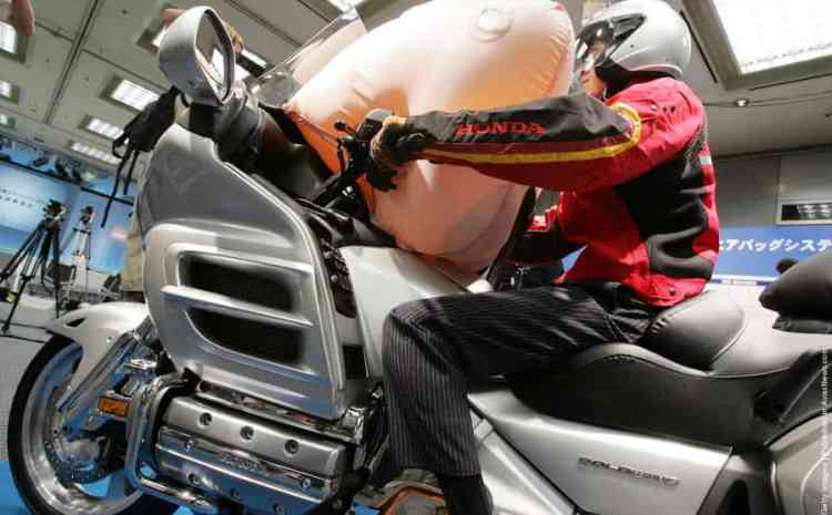 airbag moto protection