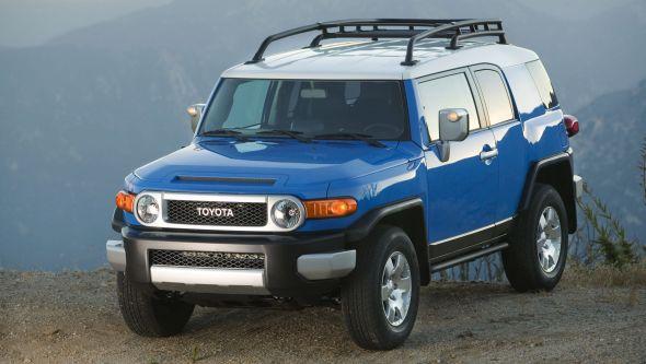 Evolution de la Toyota Land Cruiser (Modèles lourds et légers) 9