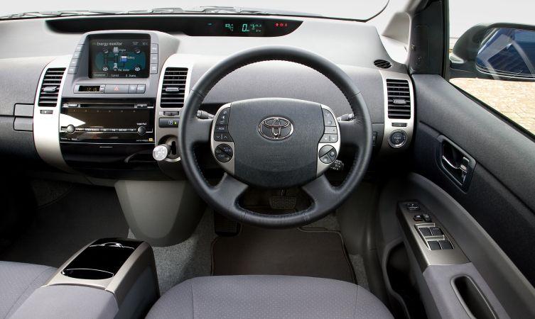 Historique et Evolution de la Toyota Prius 19