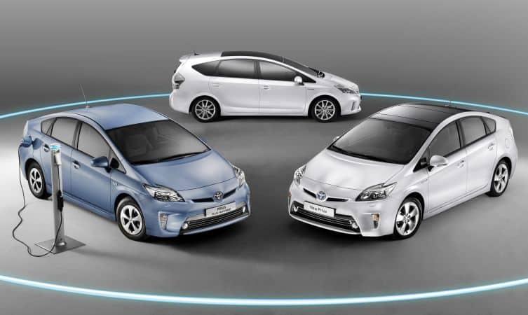 Historique et Evolution de la Toyota Prius 6