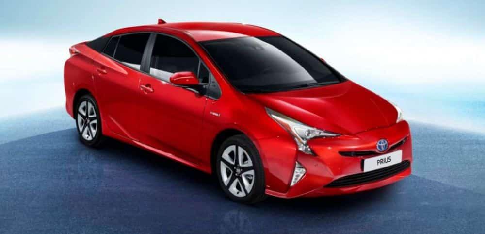 Historique et Evolution de la Toyota Prius 7