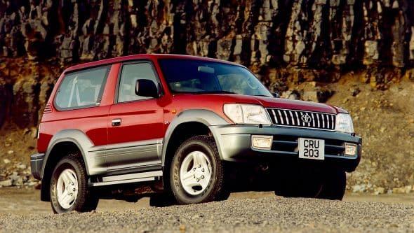 Evolution de la Toyota Land Cruiser (Modèles lourds et légers) 6