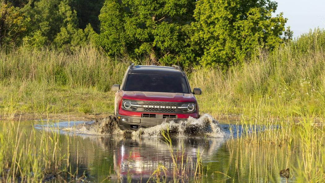Ford Bronco et Bronco Sport 2021 Première sortie 6