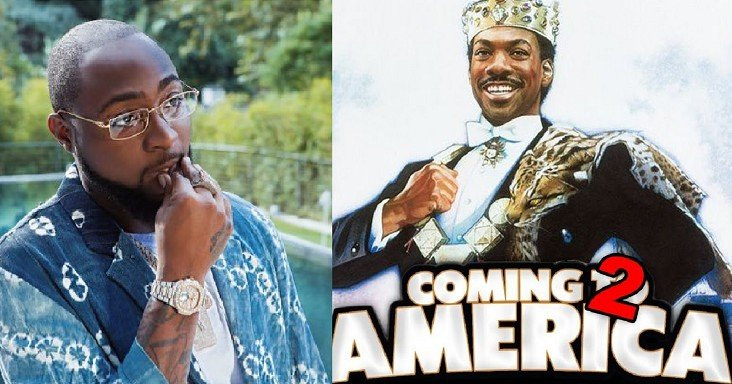 Davio un prince à New york 2 film