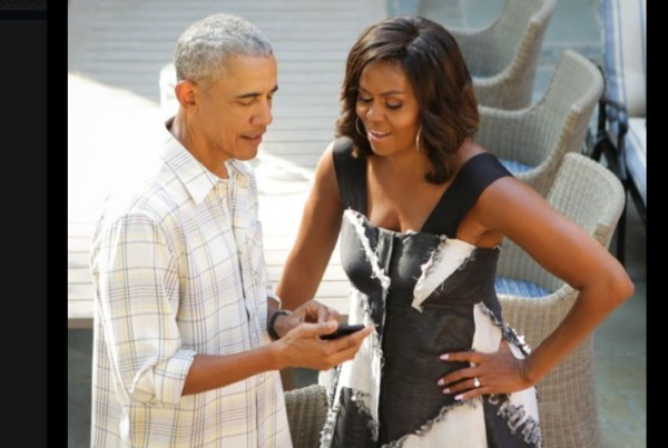 Barack Obama SMS