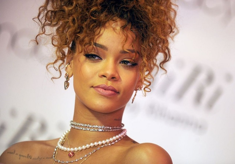 Rihanna victime blessure scooter