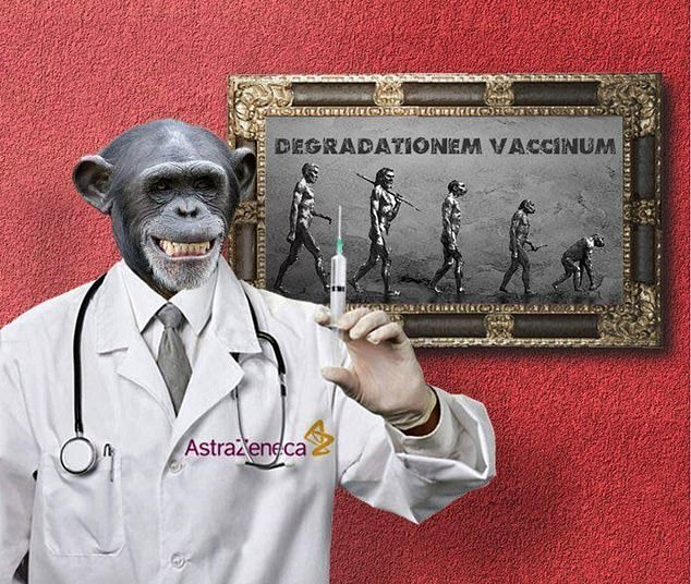 Vaccin d'Oxford contre le coronavirus