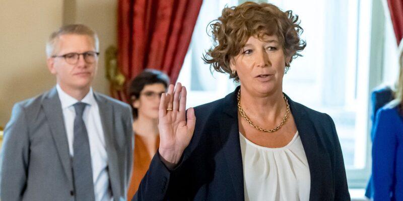 Belgique Première Ministre transgenre