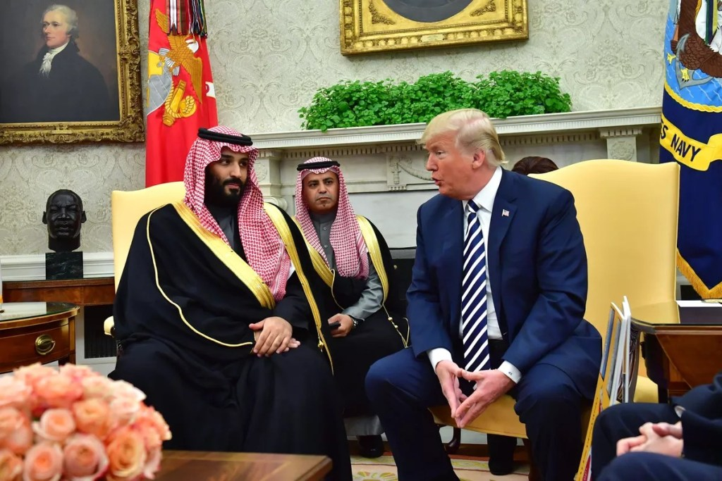 Yémen Donald Trump