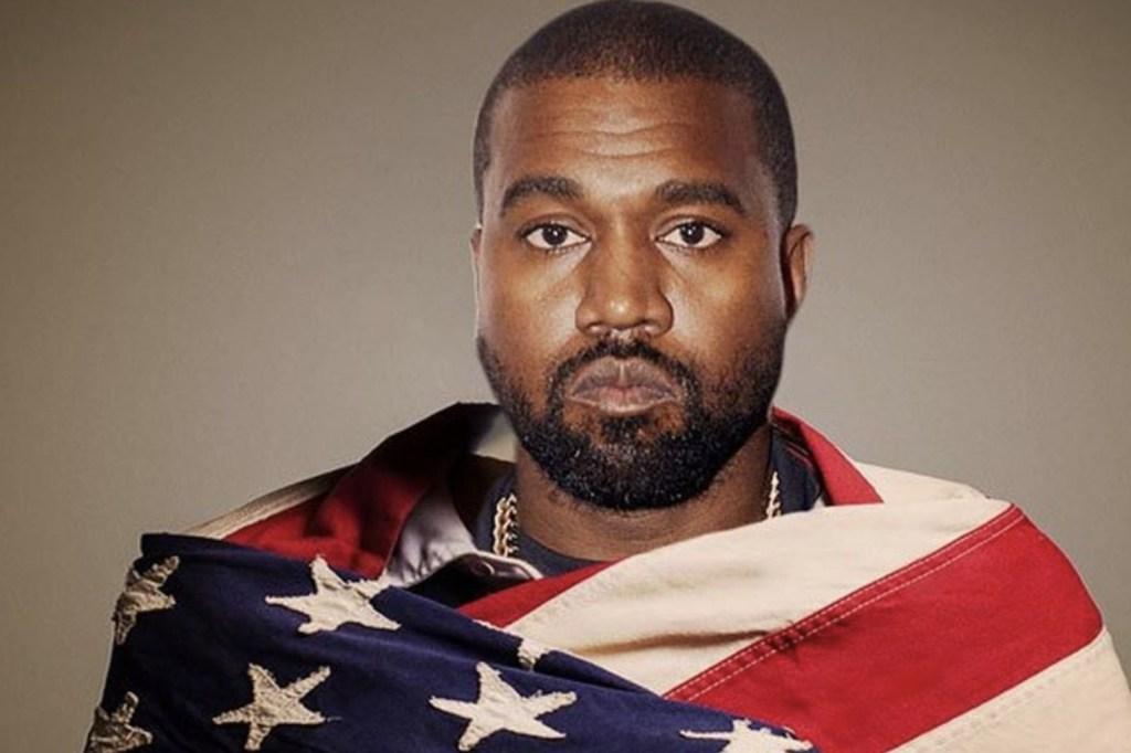 Kanye West Candidat