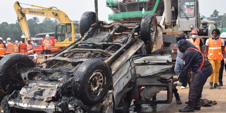 Côte d'ivoire : 3 morts dans un accident sur un pont ce mercredi